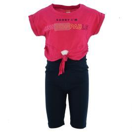 Παιδικό Σετ-Σύνολο Joyce 211543 Φούξια Κορίτσι