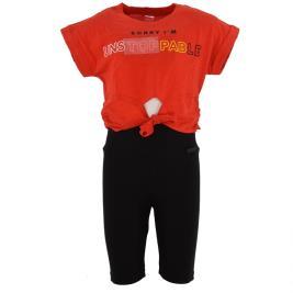 Παιδικό Σετ-Σύνολο Joyce 211543 Κόκκινο Κορίτσι