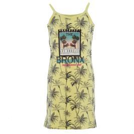 Παιδικό Φόρεμα Joyce 211564 Κίτρινο Κορίτσι