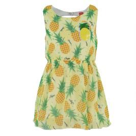 Παιδικό Φόρεμα Joyce 211164 Κίτρινο Κορίτσι