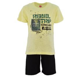 Παιδικό Σετ-Σύνολο Joyce 211368 Κίτρινο Αγόρι
