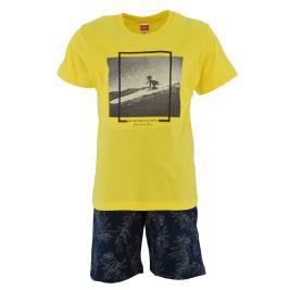 Παιδικό Σετ-Σύνολο Joyce 211370 Κίτρινο Αγόρι