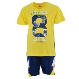 Παιδικό Σετ-Σύνολο Joyce 211359 Κίτρινο Αγόρι