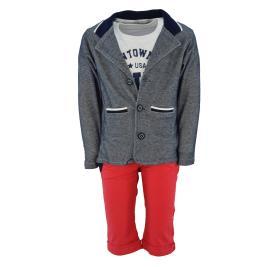 Παιδικό Σετ-Σύνολο Hashtag 202834 Μαρέν Κόκκινο Αγόρι