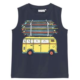 Παιδική Μπλούζα Name It 13193021 Μαρέν Αγόρι
