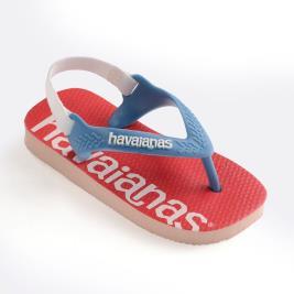 Βρεφική Σαγιονάρα Havaianas 4145795-0076 Κόκκινο