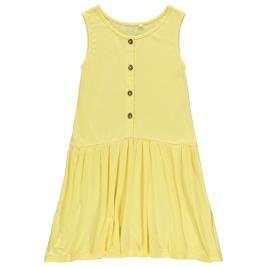 Παιδικό Φόρεμα Name it 13187724 Κίτρινο Κορίτσι