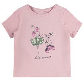 Παιδική Μπλούζα Name It 13187647 Σομόν Κορίτσι