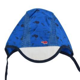 Βρεφικό Καπέλο Yo CLU-068 Μπλε Αγόρι
