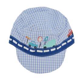 Βρεφικό Καπέλο Yo CLE-066 Γαλάζιο Αγόρι