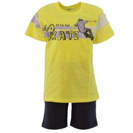 Παιδικό Σετ-Σύνολο Nek 61821 Κίτρινο Αγόρι