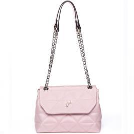 Γυναικεία Τσάντα Veta 5114-20 Ροζ