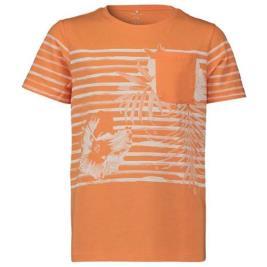 Παιδική Μπλούζα Name It 13190350 Πορτοκαλί Αγόρι