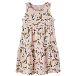 Παιδικό Φόρεμα Name it 13190775 Σομόν Κορίτσι