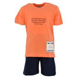 Παιδικό Σετ-Σύνολο Trax 39317 Πορτοκαλί Αγόρι