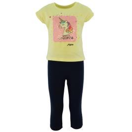 Παιδικό Σετ-Σύνολο Joyce 201139 Κίτρινο Κορίτσι