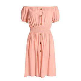 Γυναικείο Φόρεμα Celestino SH662.8180 Ροζ