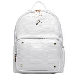 Γυναικεία Τσάντα Veta 743-2 Λευκό
