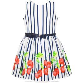 Παιδικό Φόρεμα Energiers 15-220306-7 Μπλε Ριγέ Κορίτσι