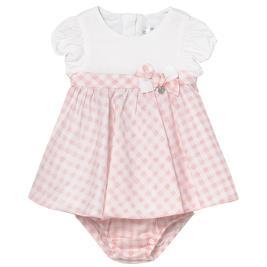 Βρεφικό Φόρεμα Mayoral 21-01803-069 Ροζ Κορίτσι