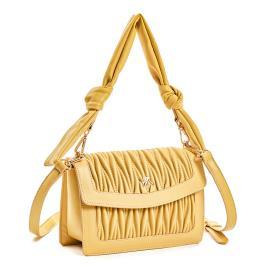 Γυναικεία Τσάντα Verde 16-0005912 Κίτρινο