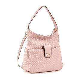 Γυναικεία Τσάντα Verde 16-0005921 Ροζ