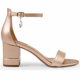 Γυναικείο Πέδιλο Exe Penny-299 Ροζ Χρυσό