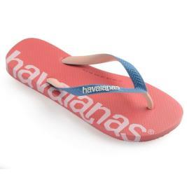 Γυναικεία Σαγιονάρα Havaianas 4145727-7600 Ροζ Γαλάζιο