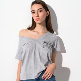 Γυναικεία Μπλούζα Anel 49416 Γκρι