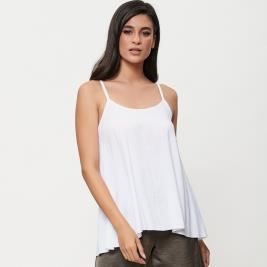 Γυναικεία Μπλούζα Anel 49480 Λευκό