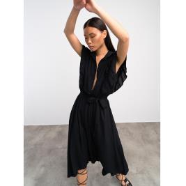 Γυναικείο Φόρεμα Anel 58590 Μαύρο