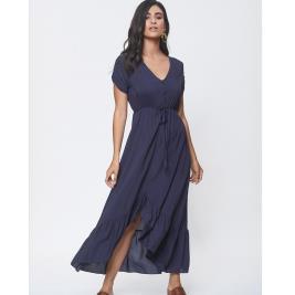 Γυναικείο Φόρεμα Anel 58622 Μπλε