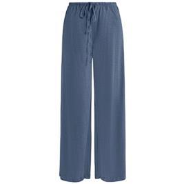 Γυναικείο Παντελόνι Celestino SH1519.1001 Μπλε Ραφ