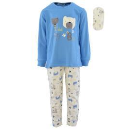 Παιδική Πυτζάμα Hashtag H-124 Γαλάζιο Αγόρι