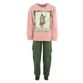 Παιδική Φόρμα-Σετ Εβίτα 215123 Ροζ Κορίτσι