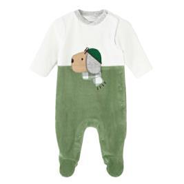 Βρεφικό Φορμάκι Mayoral 11-02681-036 Πράσινο Αγόρι