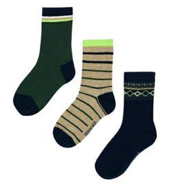 Παιδικές Κάλτσες Σετ Mayoral 11-10136-016 Κυπαρισσί Αγόρι