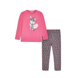 Παιδικό Σετ-Σύνολο Mayoral 11-04749-085 Φούξια Κορίτσι