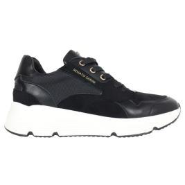 Γυναικείο Sneaker Renato Garini 199-21EX117 Μαύρο