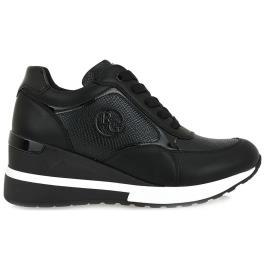 Γυναικείο Sneaker Renato Garini EX9936 Μαύρο