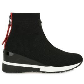 Γυναικείο Sneaker Renato Garini 34-21EX210 Μαύρο
