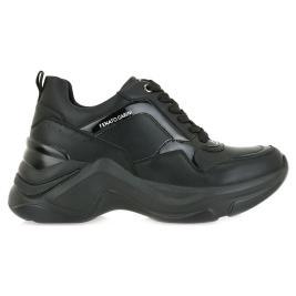 Γυναικείο Sneaker Renato Garini 106-21EX117 Μαύρο Total