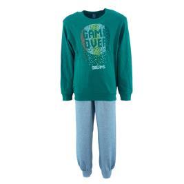 Παιδική Πυτζάμα Dreams 217303 Πράσινο Αγόρι