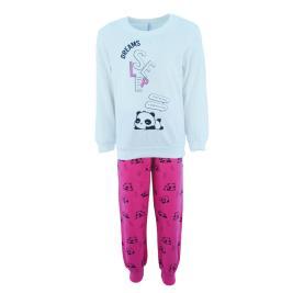Παιδική Πυτζάμα Dreams 217107 Λευκό Κορίτσι