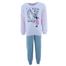 Παιδική Πυτζάμα Dreams 217106 Ροζ Κορίτσι