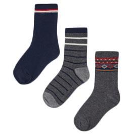 Παιδικές Κάλτσες Σετ Mayoral 11-10136-017 Μαρέν Αγόρι