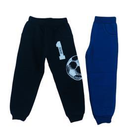 Παιδικό Σετ-Παντελόνι 2 Τμχ. Joyce 216366 Μαύρο Μπλε Αγόρι