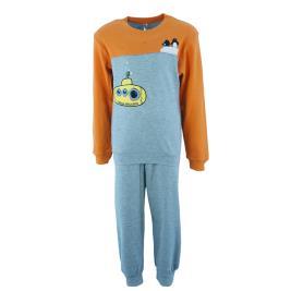 Παιδική Πυτζάμα Dreams 217308 Πορτοκαλί Μελανζέ Αγόρι