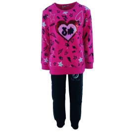 Παιδική Φόρμα-Σετ Εβίτα 215142 Φούξια Κορίτσι