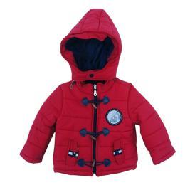 Βρεφικό Πανωφόρι Hashtag 215600 Κόκκινο Αγόρι